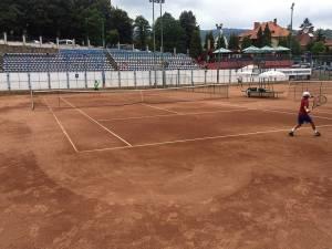 """David Arcip şi Teodora Sfirnaciuc, locului 1 la Cupa """"Olimpia"""" Braşov"""