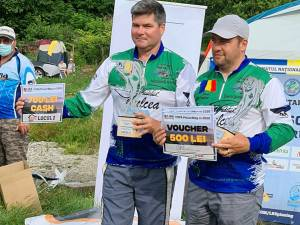 Echipa clasată pe locul 2, alcătuită din Mihai Nicoară şi Florin Poenari