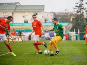 Andrei Cerlincă a revenit la antrenamentele Forestei