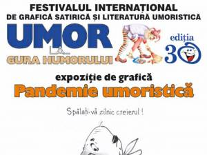 """Festivalul Internaţional de Grafică Satirică şi Literatură Umoristică """"Umor la… Gura Humorului"""""""