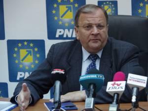 Președintele Ligii Aleșilor Locali din PNL, Gheorghe Flutur