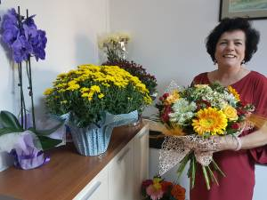 Doina Popa, secretara tuturor primarilor de dupa Revolutie