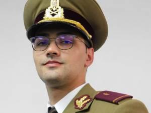 Adrian Gabriel Florescu. Foto: Direcția Medicală a MApN