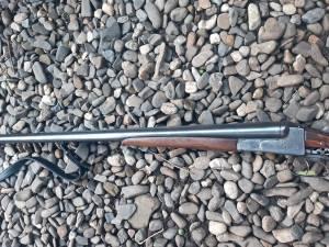 Paznicul de vânătoare a fost deposedat de armă în condiții ce sunt anchetate acum de polițiști