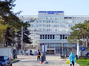 """În Spitalul Județean de Urgență """"Sf. Ioan cel Nou"""" Suceava, 132 pacienți sunt diagnosticați cu Covid- 19, iar 125 pacienți sunt în zona tampon"""