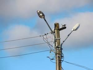 Energie electrică cu pipeta în comuna Ipotești