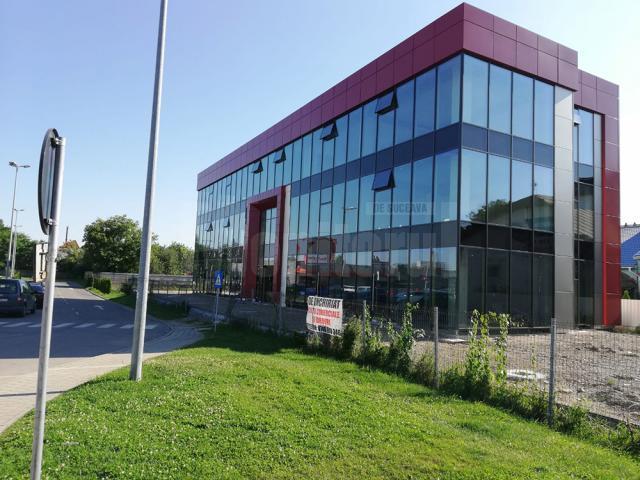 1.000 mp, spații de închiriat, disponibile într-o clădire modernă, lângă Kaufland Rădăuți