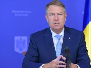 Președintele României, Klaus Iohannis. Foto: presidency.ro