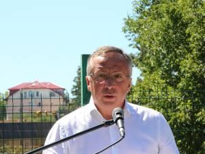 Președintele PSD Suceava, Dan Ioan Cușnir