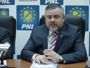 Deputatul PNL de Suceava Ioan Balan