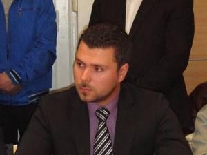 Bogdan Loghin, fostul viceprimar al municipiului Rădăuți