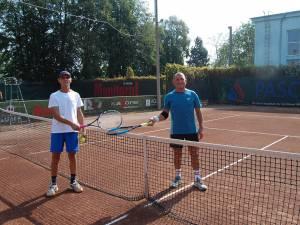 Vasile Ungureanu și Dumitru Negru s-au întâlnit în cadrul Categoriei Principală