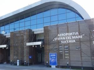 """Compania Tarom va relua zborurile zilnice de pe Aeroportul """"Ștefan cel Mare"""", pe ruta Suceava – București și retur"""
