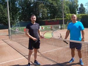 Adrian Baciuc şi Cornel Doniga s-au întâlnit în cadrul Categoriei Secundară