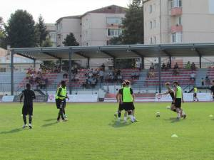 Fotbaliștii de la Șomuz se pregătesc intens pentru sezonul viitor