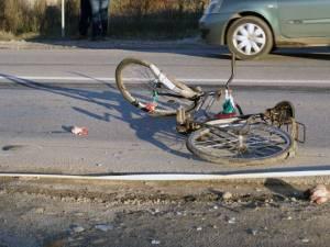 In primele 7 luni ale anului numarul de accidente cu biciclisti a crescut