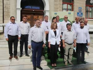 Mirela Adomnicăi a intrat oficial în cursa electorală pentru președinția Consiliului Județean Suceava