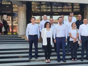 Marian Andronache candidează din partea PMP pentru Primăria Suceava