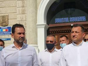 Ioan Bogdan Codreanu a intrat în lupta pentru câștigarea Consiliului Județean Suceava