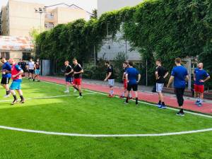 Handbaliștii suceveni se pregătesc pentru turneul de promovare în Liga Zimbrilor