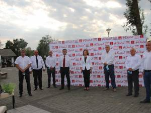 PSD Suceava și-a lansat candidații spre victoria din alegerile locale din apropierea Cetății de Scaun a lui Ștefan cel Mare