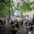 Povești cu tâlc și muzică veche au răsunat în curtea Hanului Domnesc