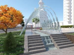 Parcul Mărășești, de lângă Catedrală, va deveni o oază de relaxare pentru suceveni