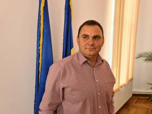 Cornel Țehaniuc, primarul din Solca