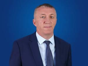 Eduard Dziminschi, primarul comunei Moara și candidat pentru un nou mandat din partea PNL