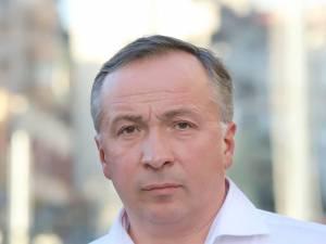 Liderul PSD Suceava și candidatul acestui partid pentru funcția de primar al Sucevei, Dan Ioan Cușnir