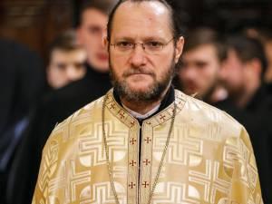 Arhimandritul Serafim Grigoraş, noul stareț al Mănăstirii Sf. Ioan cel Nou de la Suceava. Foto Doxologia.ro