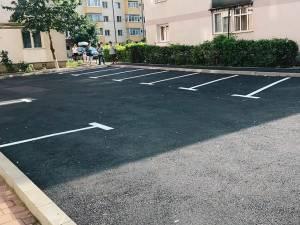 Proiectul de amenajare a parcărilor de reședință din municipiul Suceava continuă în toate cartierele