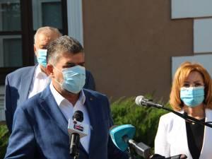 Marcel Ciolacu: Gheorghe Flutur trebuia să-și prezinte demisia după nenorocirea din timpul pandemiei de coronavirus