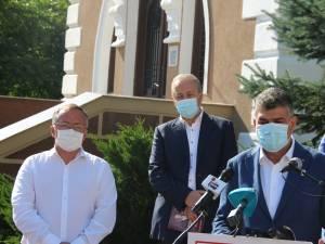 Dan Ioan Cușnir: Avem obligația să le dăm motive tinerilor să se întoarcă în Suceava