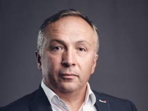 Președintele PSD Suceava și candidatul acestui partid pentru funcția de primar al Sucevei, Dan Ioan Cușnir