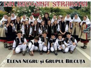 """Învățătoarea Elena Negru și grupul """"Bilcuța"""" au lansat albumul """"Din Bucovina străbună"""""""