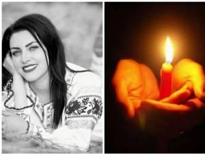 O tânără căntăreață de 24 de ani și-a pierdut viața într-un tragic accident la Dărmănești