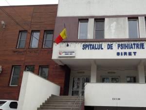 Focarul de Covid de la Spitalul de Psihiatrie Siret ia amploare