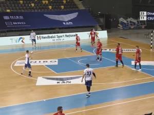 Dinamo a castigat clar duelul cu CSU Suceava