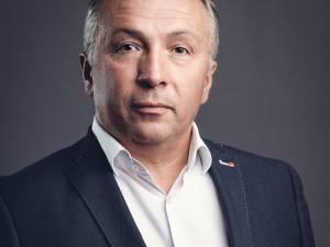 Candidatul PSD pentru funcția de primar al Sucevei, Dan Ioan Cuşnir
