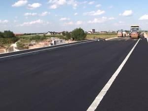 Constructorii centurii i-au dat asigurări lui Gheorghe Flutur că investiția va fi finalizată până la finalul anului
