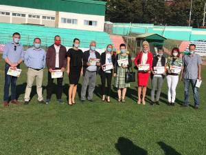 AJA Suceava și-a premiat principalii colaboratori