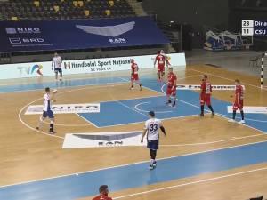 Dinamo a câștigat clar duelul cu CSU Suceava
