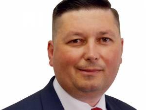 Candidatul PSD pentru Primăria Stulpicani, Mihăiță Ciprian Zamcu