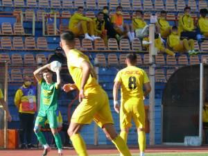 Foresta a câștigat la limită partida de la Piatra Neamț. Foto Gelu Cracana