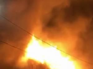 Incendiul de la Dorna Candrenilor