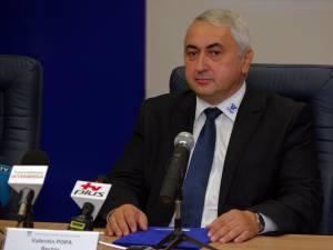 """Prof. univ. dr. ing. Valentin Popa, rectorul Universității """"Ștefan cel Mare"""" din Suceava"""