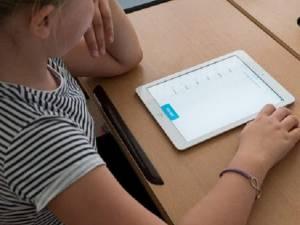 Învățământ online pentru elevii din școlile unde sunt organizate secții de votare