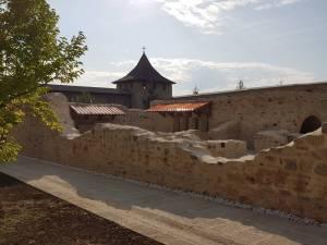 Recepția lucrărilor de restaurare de la Mănăstirea Probota