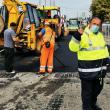Gheorghe Flutur anunță că a început modernizarea E 85 dinspre Vama Siret